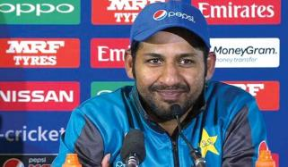 Our Position Was Good In Match Sarfraz Ahmed