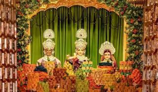 London Idols Stolen From Swaminarayan Temple