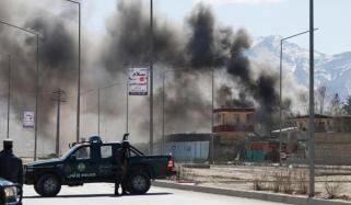 6 Killed In Suicide Attack In Kabul