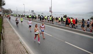 40th Intercontinental Istanbul Marathon