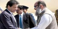 Cm Balochistan Request To Imran Khan