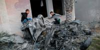 Israeli Forces Attack On Gaza 6 Palestinian Martyred