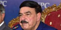 Asif Zardari Is The Material Of The Jail Sheikh Rasheed