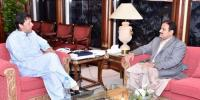 Pm Will Announce Important Steps About The Southern Punjab Province Usman Buzdar