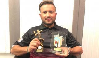 Norwegian Pakistani Cricketer Tajjamul Shah Win The Best Player Award