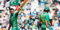 Babar Azam 5th And Fakhar Zaman 11th Position In Odi