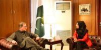 Shah Mehmood Meets Aafia Siddiqui Sister