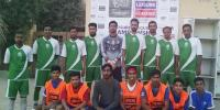 Leisure Leagues Football Events Commencing In Interior Sindh