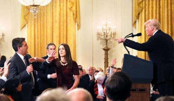Cnn Sues White House To Regain Access For Reporter