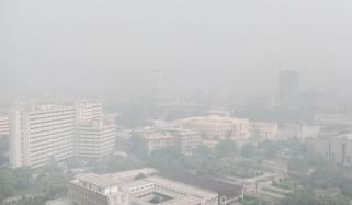 Pollution In Karachis Climate Increased