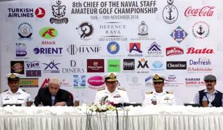 8th Chief Of The Naval Staff Amateur Golf Championship