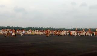 Kerala Airport Halts Flights To Make Way For God