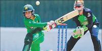 Womens World Twenty20 Pakistan Beat Ireland