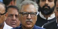 President Of Pakistan Arif Alvi Reached Quetta