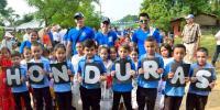 Superheroes Visit Childrens Hospital In Honduras