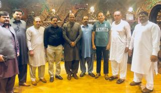 No Facility Availablefor Overseas Pakistani