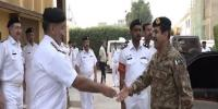 Delegation Of 20th National Security Visits Dockyard