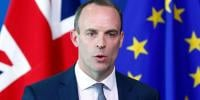 Dominic Raab Quits As Brexit Secretary