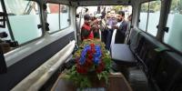 Tahir Dawar Body Handed Over To Pakistan