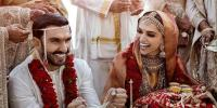 Ranveer Deepika Are Married First Official Pictures