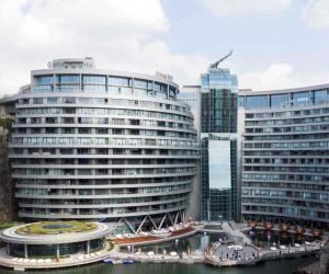 336 کمروں اور زیر آب ریسٹورنٹ کا حامل منفرد ہوٹل