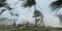 Gaja Hits Tamil Nado State