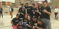 Angelina Jolie Gives Love To Venezuelan Refugees In Peru