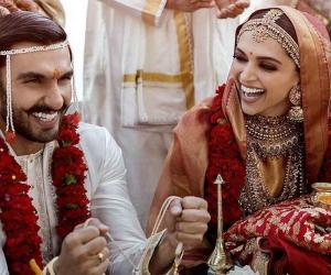 'دپیکا رنویر' کی شادی ، تصویری جھلکیاں دیکھئے