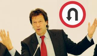 U Turn Is Not Bad Says Imran Khan