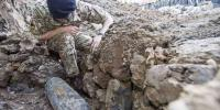 Unexploded World War Ii Bomb Found In London