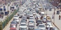 Cm Sindh Takes Notice Of Traffic Jam In Karachi