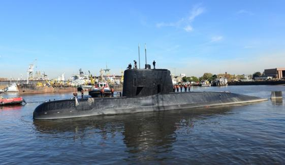 Argentinas Missing Submarine Found A Year After It Vanished With 44 Aboard