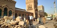 Empress Market Shopkeepers Angry