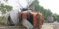 Nawabshah Oil Tanker Aaccident