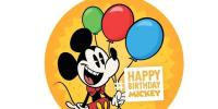 Disney Fans Cheer As Mickey Mouse Roars To 90th Birthday
