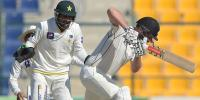 New Zealand Second Inning In Abu Dhabi Test