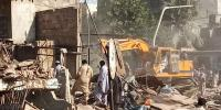 Karachi Encroachment Operation In Unfair