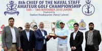 Eighth Chief Of The Naval Staff Amateur Golf Championship Ended