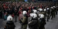 Greece Marks Anniversary Of Anti Junta Uprising Athens