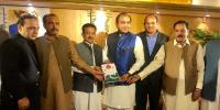 Book Launching Ceremony Of Irfan Siddiqui In Jeddah Pakistani Diplomate Participated