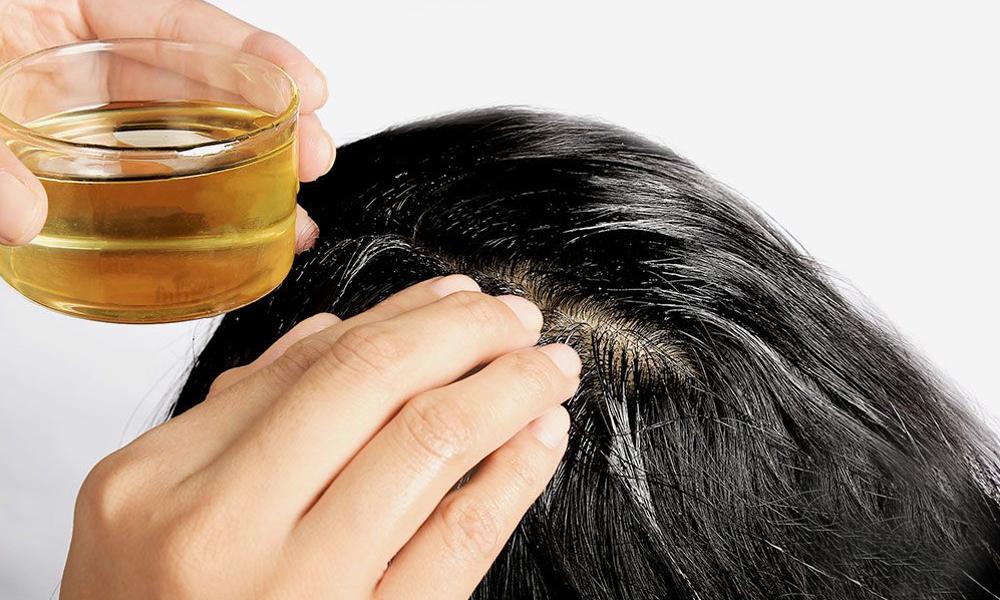 بالوں میں تیل لگانے کے پانچ حیرت انگیز فوائد