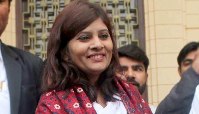 سینیٹر کرشنا کماری کوہلی دنیا کی 100 بااثر خواتین کی فہرست میں شامل