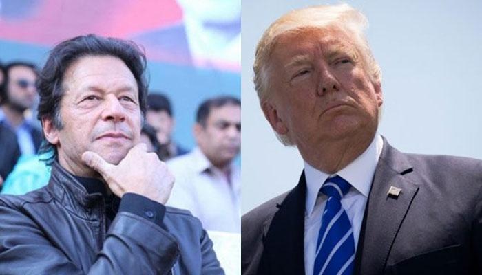 ڈونلڈ ٹرمپ کے نئے بیان پر عمران خان کا کرارا جواب