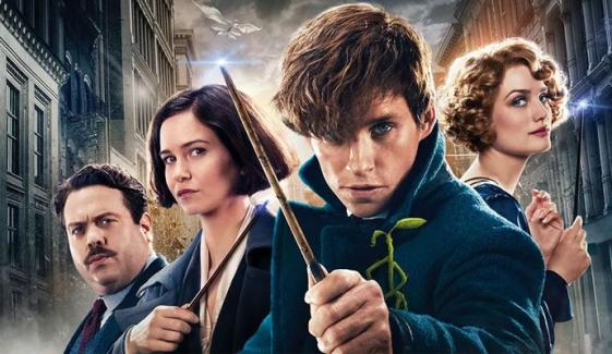 Jk Rowling Movie Top On Box Office