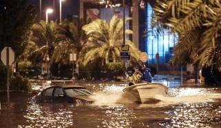 Pakistani Brave Man Saved Life Of Saudi In Flood