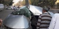 2 Cars Clash In Sheikhupura 2 Killed