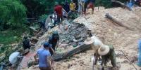 Heavy Rain And Landslide In Vietnam
