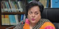 Shireen Mazari Claps Back At Trump Over Tirade Against Pakistan