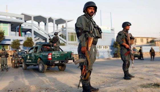 Blast Kills 40 In Afghan Capital Kabul
