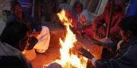 Cold Increases In Karachi In Morning
